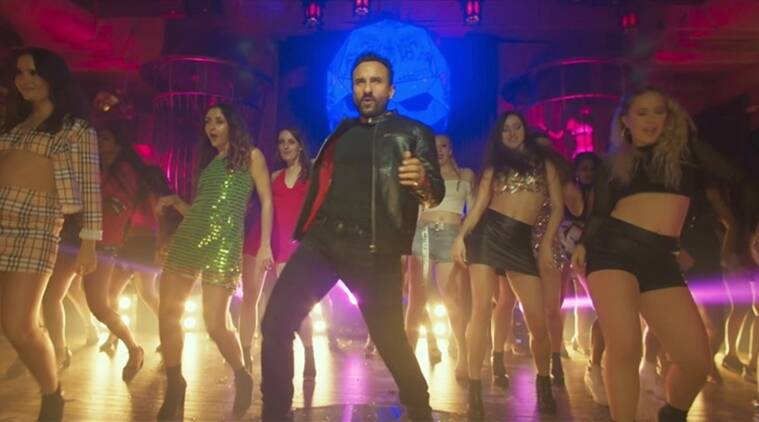 saif ali khan in ole ole 2.0 song jawaani jaaneman