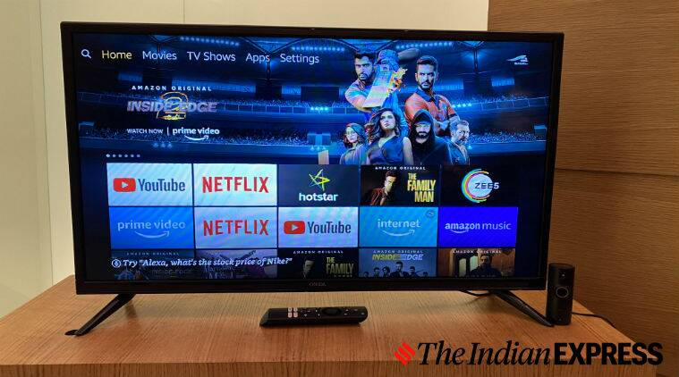 Onida Fire TV Edition review: A Cheap(er) 32-inch TV, now with Alexa