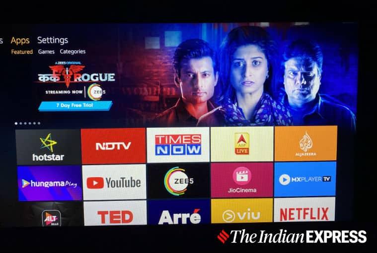amazon, onida, fire tv edition, onida fire tv edition review, onida 32-inch fire tv edition review, onida 32-inch fire tv price in India, onida fire tv vs mi tv