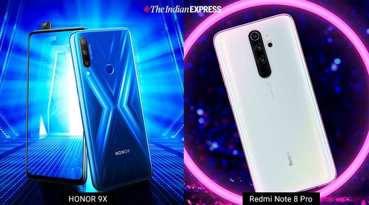 HONOR 9x vs Redmi Note 8 Pro: Which one complements your style the most? Read to find out