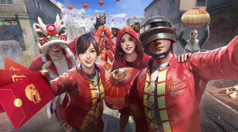 PUBG Mobile's Lunar New Year event kicks off: Here's what it brings