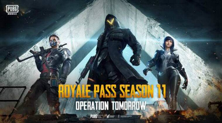 PUBG Mobile Season 11, PUBG Mobile, PUBG, PUBG Mobile 0.16.5 update, PUBG Mobile Operation Tomorrow, PUBG Mobile Domination mode, PUBG Mobile Town map