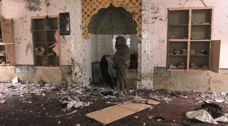 Pakistan news, Pakistan Quetta mosque blast, Pakistan mosque blast news, Pakistan Imran Khan, ISIS Pakistan blast, Indian Express news