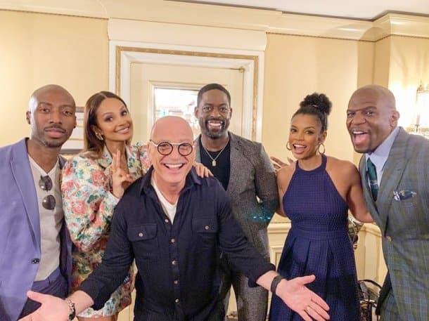 sterling k brown at critics awards 2020