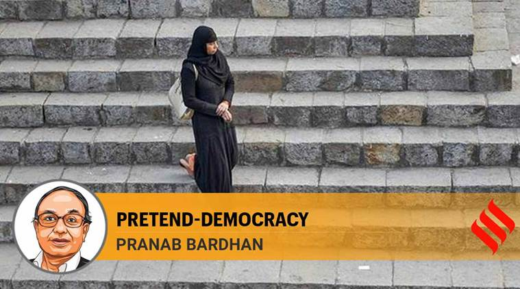 India is steadily creeping from democracy to some form of thugocracy