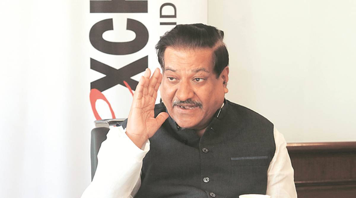 Prithviraj Chavan, Uddhav Thackeray, Foxconn manufacturing unit, Maharashtra news, Indian express news