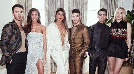 Grammys 2020 turn into a family affair for Priyanka Chopra