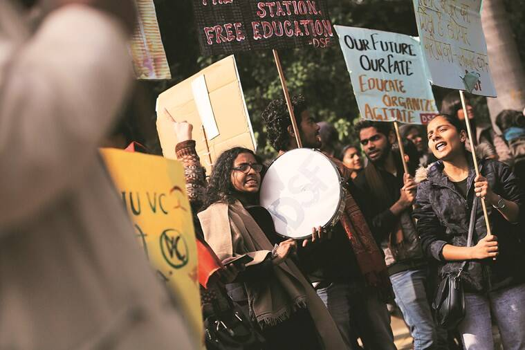 From anti-CAA protests, to JNU and Jamia, why women are leading the fight