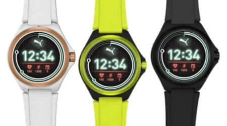 Puma smartwatch, Puma, Fossil, Puma smartwatch launched in India, Puma smartwatch price, Puma smartwatch specifications, Puma smartwatch photos