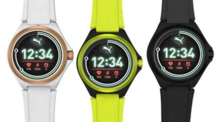 Puma smartwatch, Puma, Fossil, Puma smartwatch launched in India, Puma smartwatch price, Puma smartwatch specifications, Puma smartwatch photos