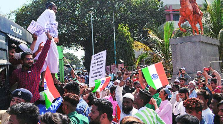 Tepid response to Bharat bandh against CAA-NRC in Pune; over 300 detained, released later