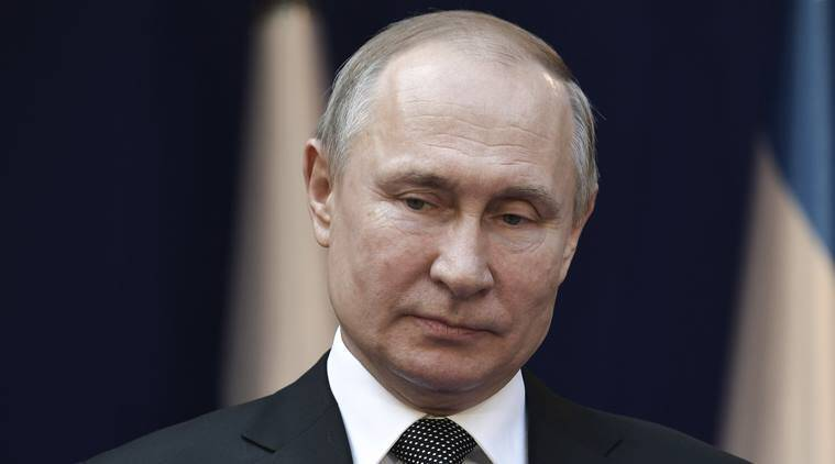 Russia S Putin A Step Away From Goal As Constitutional Vote Nears End World News The Indian Express