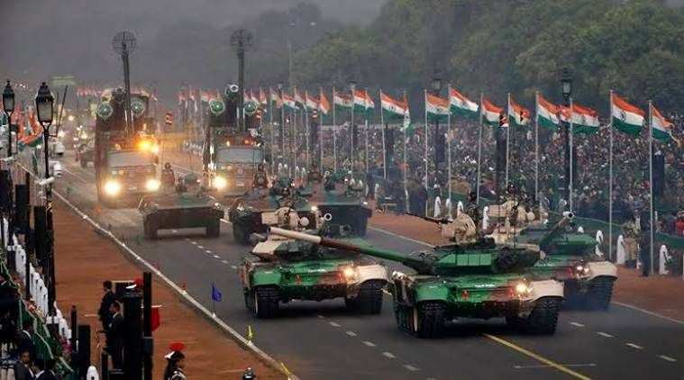 Republic day, Republic Day 2020, Republic Day 2020 Parade, R-Day Tableau 2020, Indian Express News