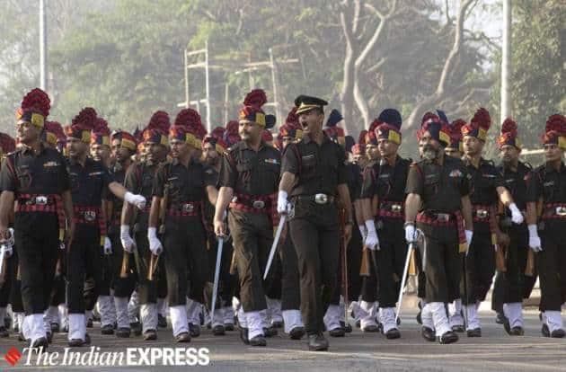 Republic Day, Republic Day 2020, 2020 Republic Day, 71st Republic Day, R-day celebrations, Republic Day parade, R-day parade, India news, Indian Express