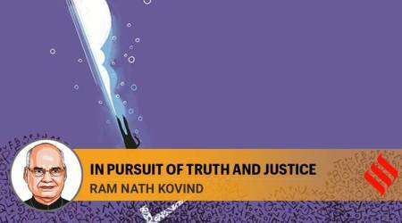 In pursuit of truth and justice