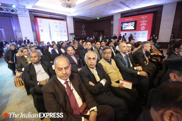 Ramnath Goenka Awards, Ramnath Goenka award winners, Ramnath Goenka Awards live updates, President Ram Nath Kovind, President Ram Nath Kovind speech, Ramnath Goenka awards winners list, RNG awards, RNG awards 2018