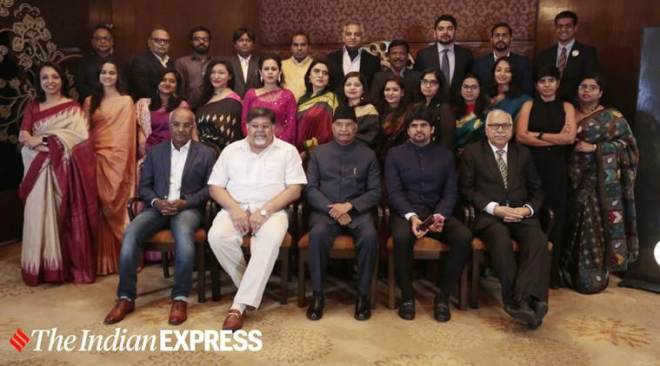 Glimpses from Ramnath Goenka Excellence in Journalism Awards