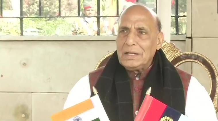 J&K kids nationalists, sometimes they're motivated in wrong direction; India not theocratic like Pak: Rajnath Singh