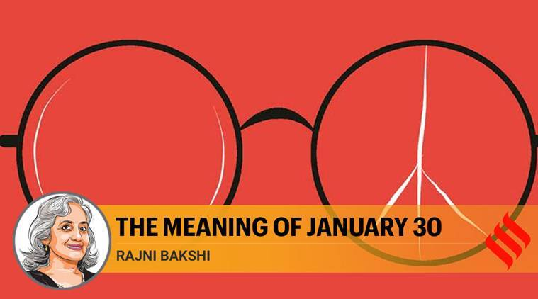 January 30: The day of celebrating triumph of Gandhi's insight that in nonviolence there is no defeat