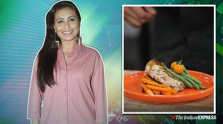 Learn How To Make Rani Mukerjis Favourite Grilled Chicken  Lifestyle News,The -8735