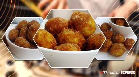 MILLET SPICED BAKED BABY POTATOES, MILLET SPICED BAKED BABY POTATOES recipe, shalini rajani, indianexpress.com, indianexpress, crazy kadchi, millet recipes, new year resolutions, weight loss,
