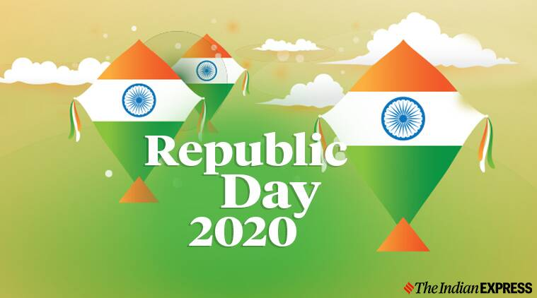 Republic Day 2020, wishes, quotes, images, Indian Express news
