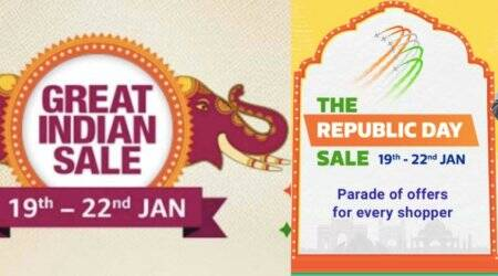 Flipkart, Flipkart The Republic Day sale, Realme, Asus, Huawei, Realme X, Realme XT, Asus 6Z, Asuz 5Z, Huawei P30 Lite, Amazon Great Indian Sale, Amazon Sale, Amazon Prime, OnePlus 7T, OnePlus 7T Pro, Redmi Note 8 Pro, Oppo F11, iPhone XR