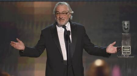 Robert De Niro SAG awards 2020