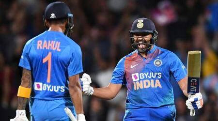 Rohit Sharma's super over magic seals first ever T20I series win in New Zealand