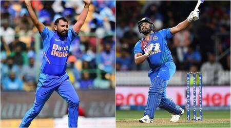 Shami's final over got us the victory, not my sixes: Rohit