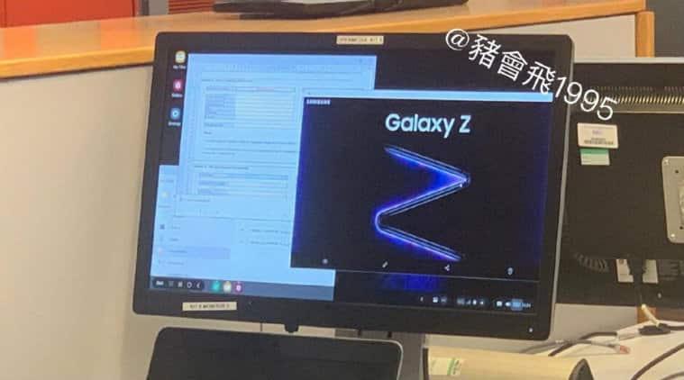 Samsung Galaxy Z Flip can fold three times?