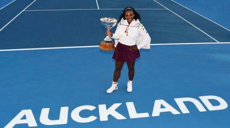 Serena Williams vs Jessica Pegula, Serena Williams Auckland Classic, Auckland Classic 2020, Serena Williams beats Jessica Pegula, Serena Williams ASB Classic 2020, tennis news