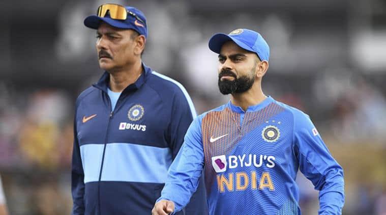 Virat Kohli, Ravi Shastri, Kane Williamson 95, India vs New Zealand 3rd T20I, India vs New Zealand super over, Rohit Sharma super over, Mohammed Shami super over, India tour of New Zealand 2020