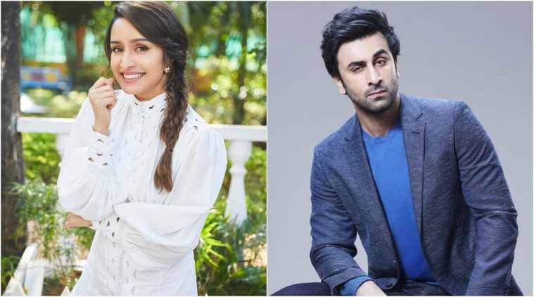 Shraddha and Ranbir Kapoor