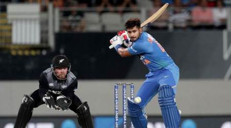 Faster, stronger, Iyer: India's No. 4 outmuscles NZ at Eden Park