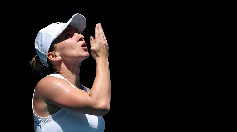 Wimbledon champion Simona Halep is pain-free from foot injury