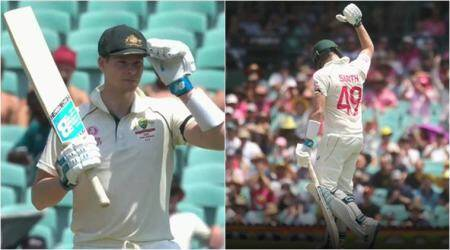 Steve Smith, Steve Smith funny, Sydney Cricket Ground, Steve Smith vs Neil Wagner, Australia vs New Zealand 3rd Test, AUS vs NZ 3rd Test
