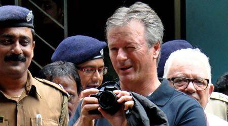 Steve Waugh, Steve Waugh Eden Gardens, Steve Waugh photograph, Steve Waugh Ranji Trophy, Bengal vs Delhi, Delhi vs Bengal, cricket news