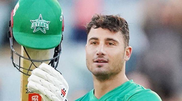 Marcus Stoinis 147, Marcus Stoinis highest score, Marcus Stoinis BBL record, Marcus Stoinis Melbourne Stars, Highest BBL opening partnership, Hilton Cartwright, Melbourne Stars vs Sydney Sixers 2020