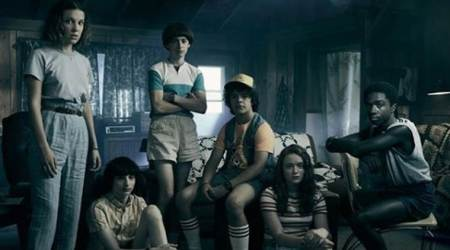 stranger things, airbnb stay, themed accommodation, indian express news