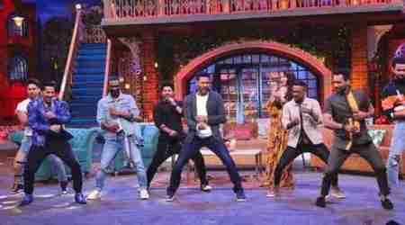 varun dhawan on kapil sharma show