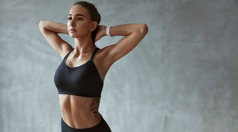 stretching, benefits of stretching, why should you stretch, indianexpress.com, indianexpress, how to hold a stretch, stretching benefits for humans, dia mirza stretching, dia mirza yoga, fitness goals, new year, new year 2020,