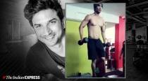 Watch Sushant Singh Rajput prepare for his dream triathlon