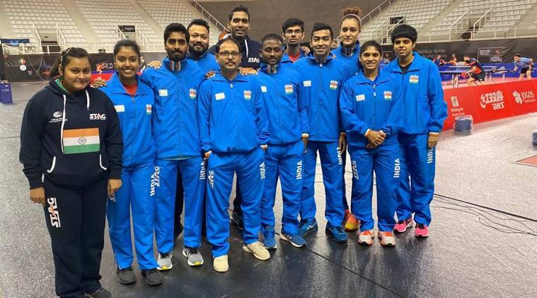 Table Tennis, Tokyo Olympic 2020, India men Table Tennis, India women Table Tennis, India Table Tennis maiden qualification, Olympic Table Tennis quarterfinal, Olympic Qualification, Olympic 2020, Table Tennis, Sports, Sports news