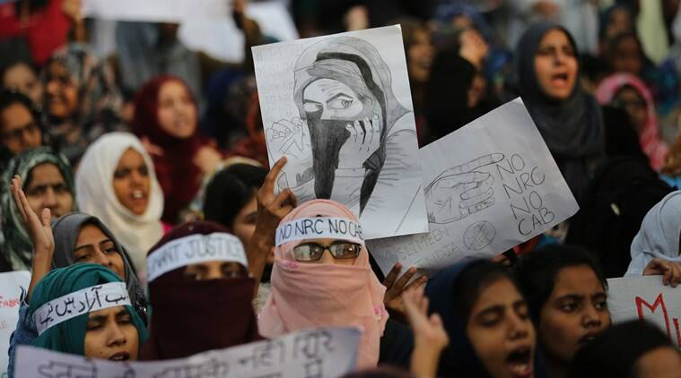 CAA protests, CAA protests posters. Jamia protests, Jamia protest posters, Jamia violence