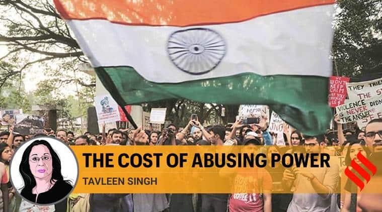 citizenship amendment act protests, caa protests, india caa nrc protests, modi amit shah protests, bjp social media, tavleen singh indian express