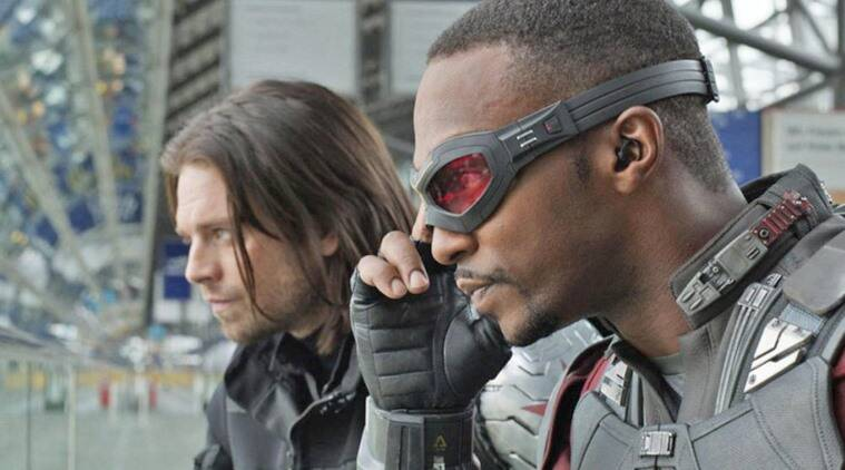 The Falcon And The Winter Soldier shooting
