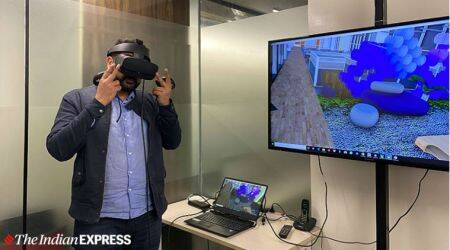 virtual reality, virtual reality startups in India, virtual reality construction industry, trezi virtual reality platform, startups in India, architecture virtual reality