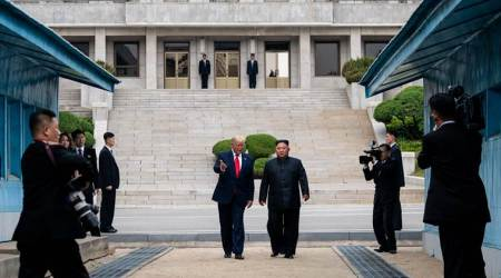 Trump bet he could isolate Iran and charm North Korea. It's not that easy