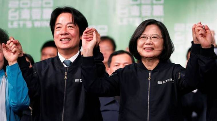 Expect China to intensify pressure campaign after Tsai's win